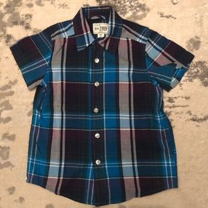 Boys Children's Place button down size 4 xs